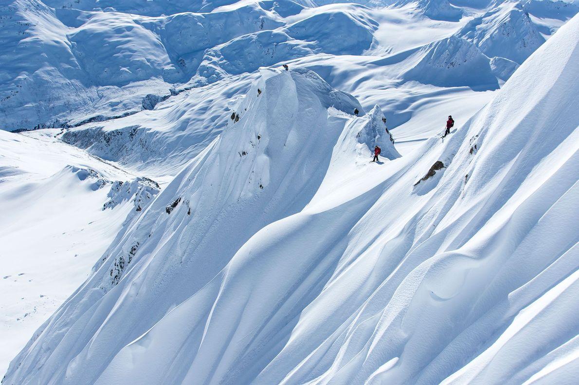 Haines, Alasca, 21 Aventuras Únicas no Gelo