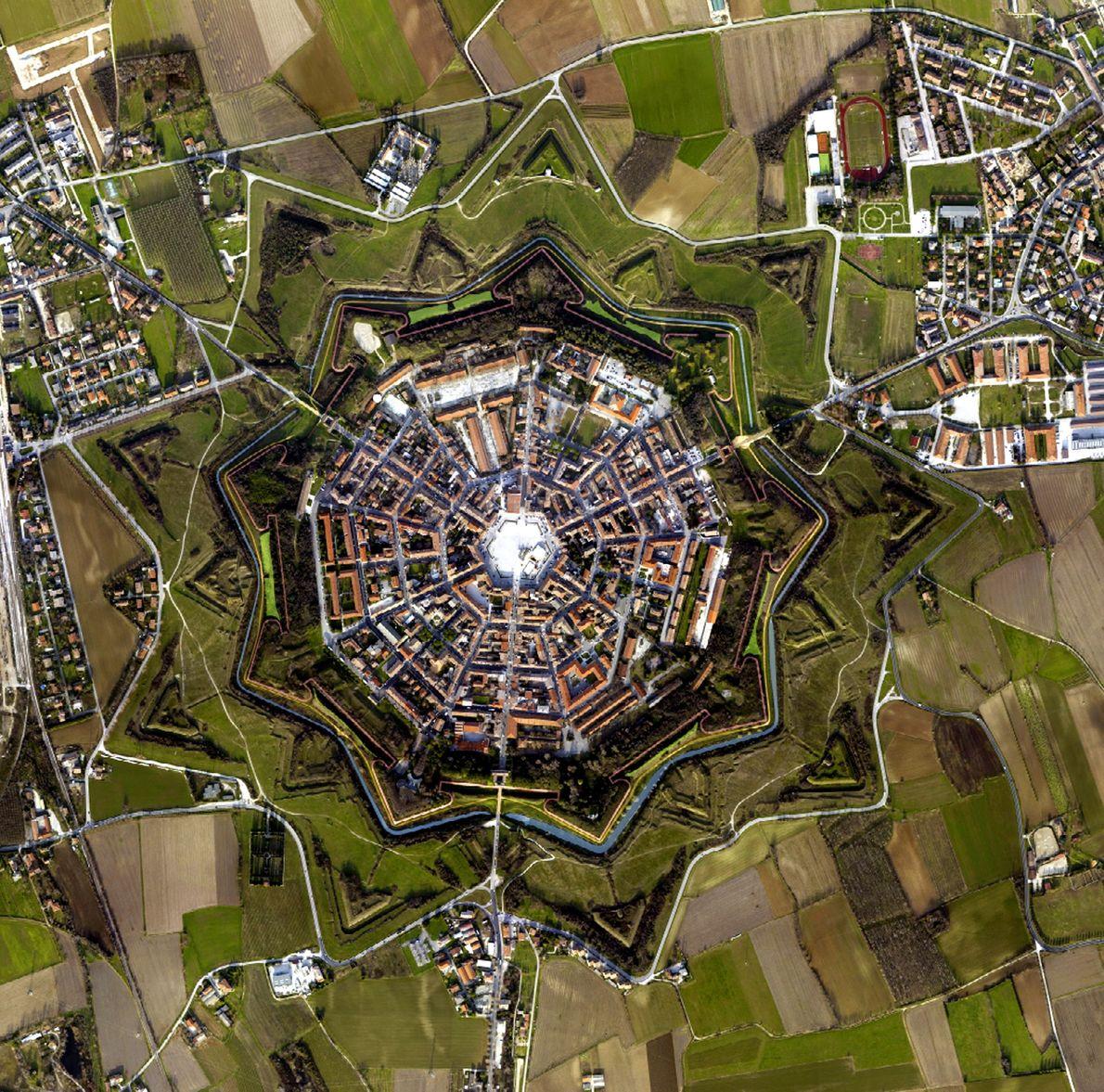 SISTEMA DE DEFESA DE VENEZA, Património Mundial da UNESCO