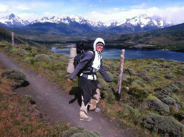 Depois de trabalhar com a Teach for America e de passar 15 meses a viajar pelo ...