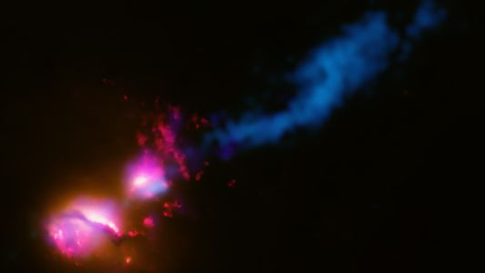 Radiogaláxias: as Obras de Arte do Universo