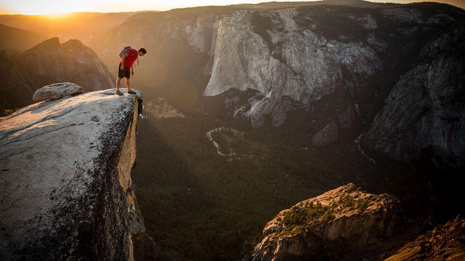 Honnold Parque Nacional de Yosemite