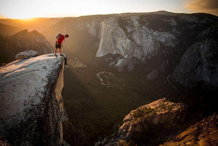 O Maior Alpinista Solitário Livre do Mundo Não Está Interessado na Adrenalina