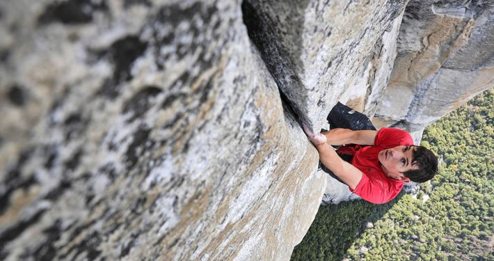 alpinista Alex Honnold