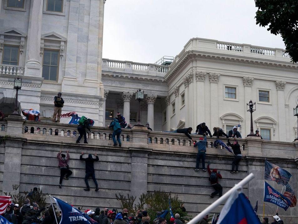 O Dia em que Assistimos a Uma Tentativa de Golpe de Estado nos EUA