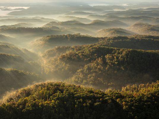 As montanhas da Terra podem ter parado misteriosamente de crescer durante milhões de anos