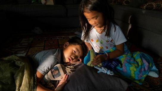 Filhos de Arin Yoon e John Principe
