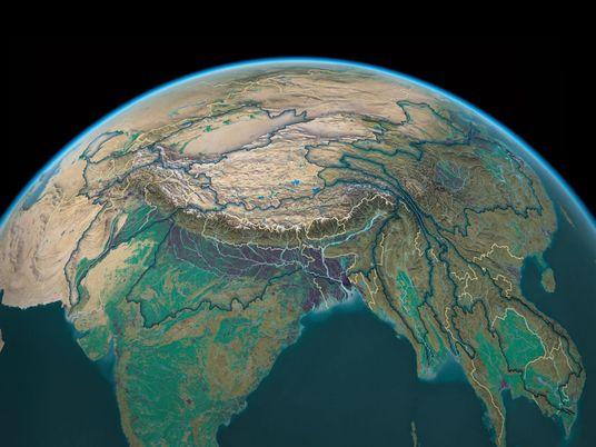A Importância Destes 10 Rios Para a Sobrevivência da Ásia