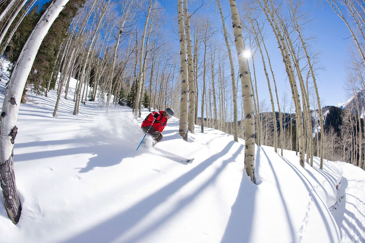 Cidades Para Esquiar - Aspen, Colorado