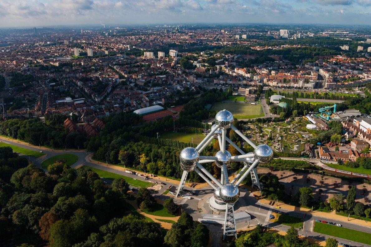 Atomium: Bruxelas