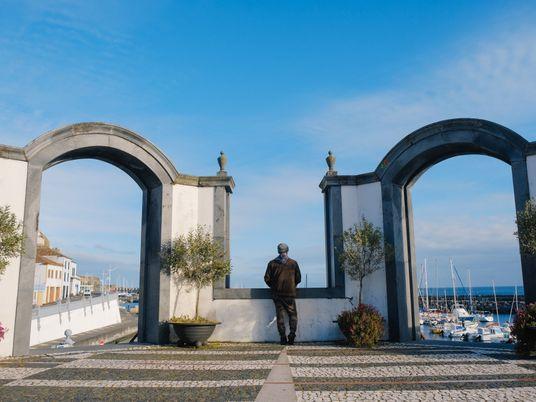 Em Confinamento nos Açores, na Ilha de Onde os Meus Antepassados Partiram