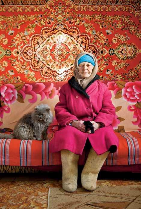 """""""A Rússia exibe o seu passado na roupa"""", diz a autora Eve Conant – ou, no ..."""