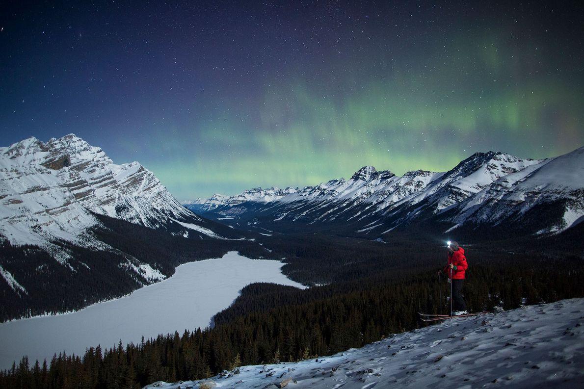 Cidades Para Esquiar - Banff, Canadá