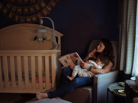 Os Rituais na Hora de Dormir São Importantes Para as Crianças – e Para os Pais