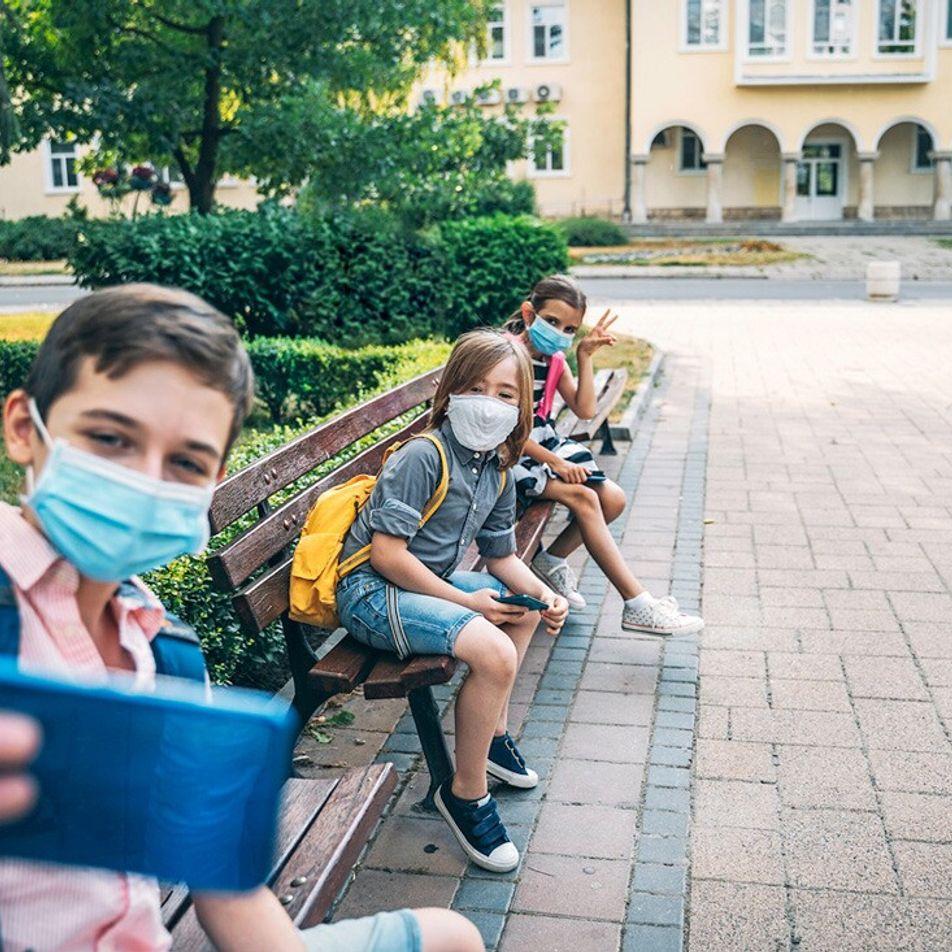 Os Nossos Filhos Querem Socializar. A Ciência Diz que É Uma Necessidade.