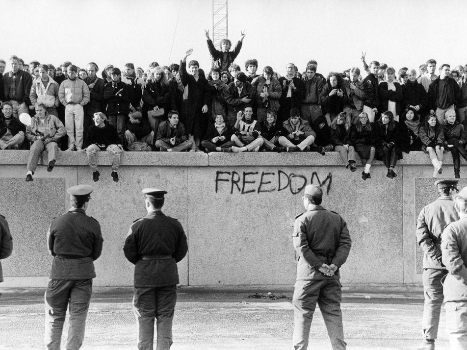 Ascensão e Queda do Muro de Berlim