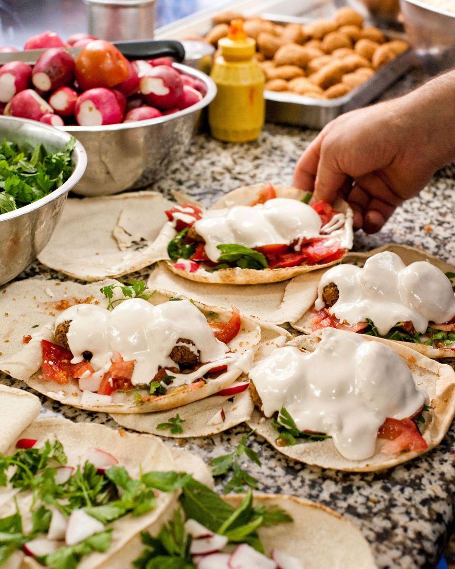 O Líbano é um destino gastronómico subestimado.