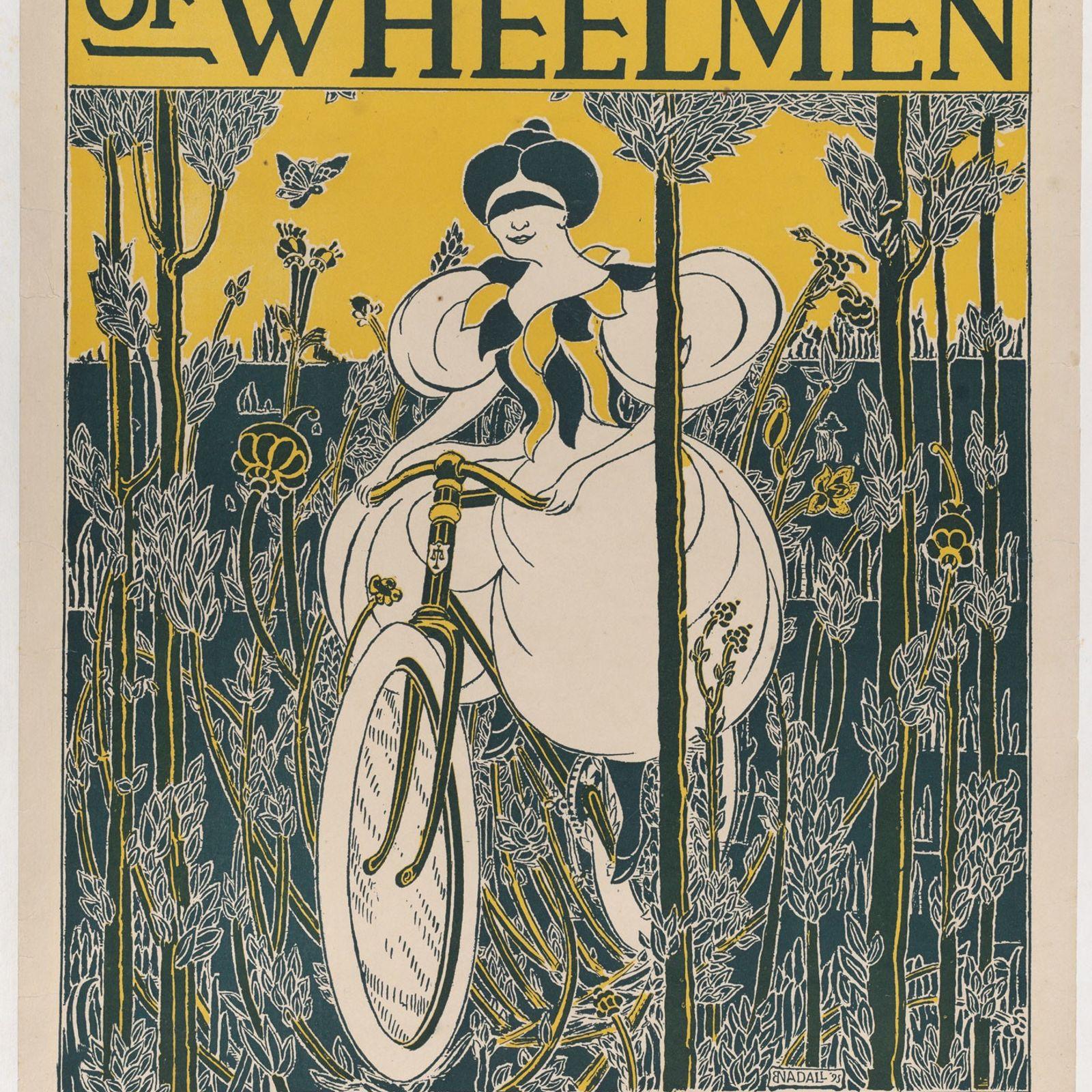 O primeiro livro do seu género, The Road Rights of Wheelmen – escrito em 1895 pelo ...