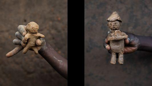 Veja os Brinquedos Engenhosos Feitos Pelas Crianças Refugiadas