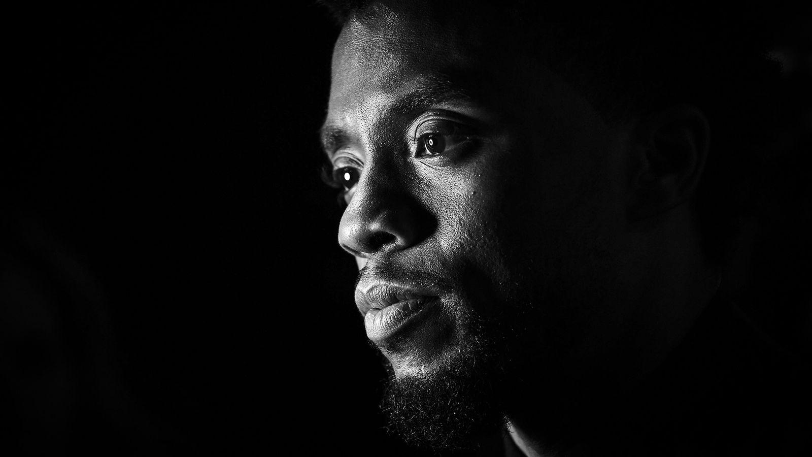 Antes de falecer em agosto, Chadwick Boseman interpretou vários personagens icónicos, incluindo Jackie Robinson, Thurgood Marshall ...