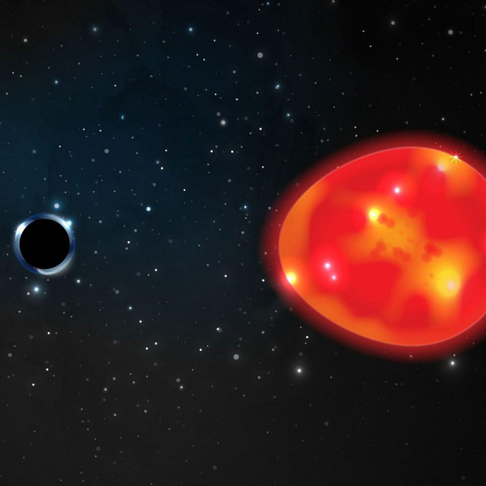Buraco negro recém-descoberto pode ser o mais próximo da Terra