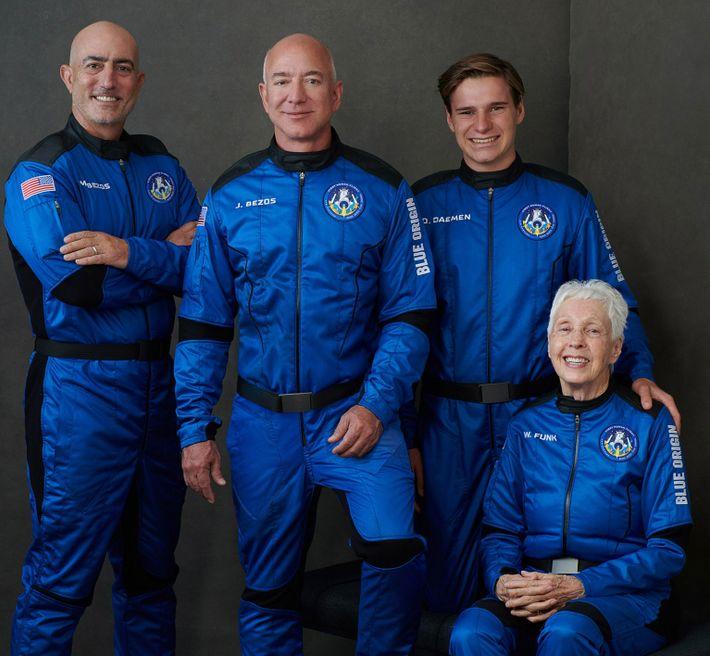 Tripulação da Blue Origin