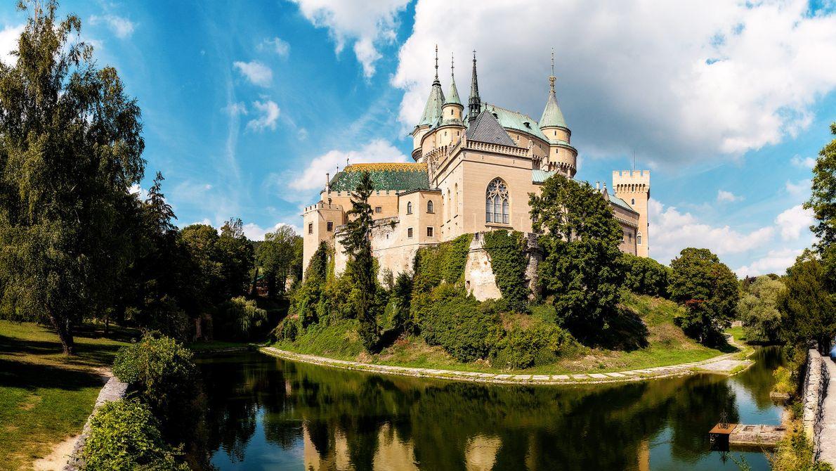 Castelo de Bojnice, Bojnice, Eslováquia