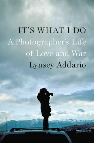 O livro de Lynsey Addario
