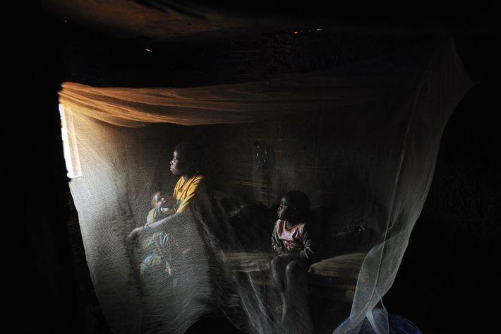 Mulher capturada durante o genocídio no Rwanda