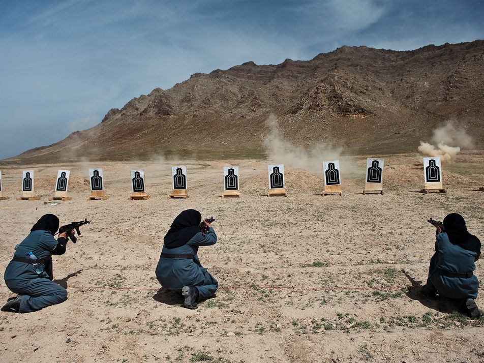 Veja as Fotografias de Lynsey Addario para a National Geographic