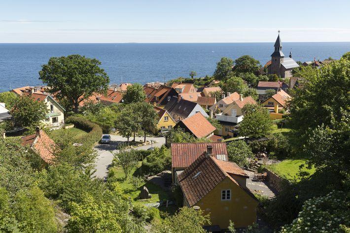 A pitoresca ilha de Bornholm, no Mar Báltico, lançou uma ambiciosa campanha de reciclagem. Será que ...