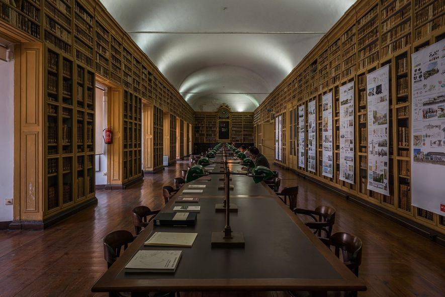 Biblioteca Pública de Évora.
