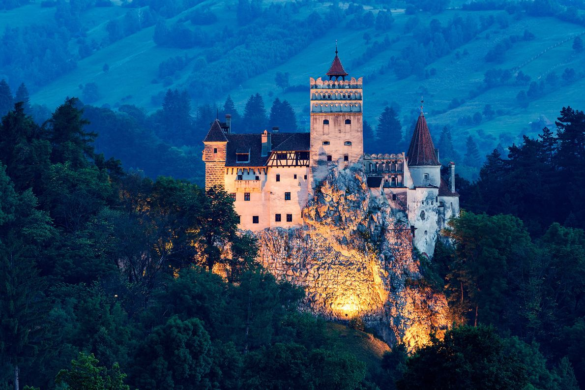 Castelo de Bran, Brasov, Roménia