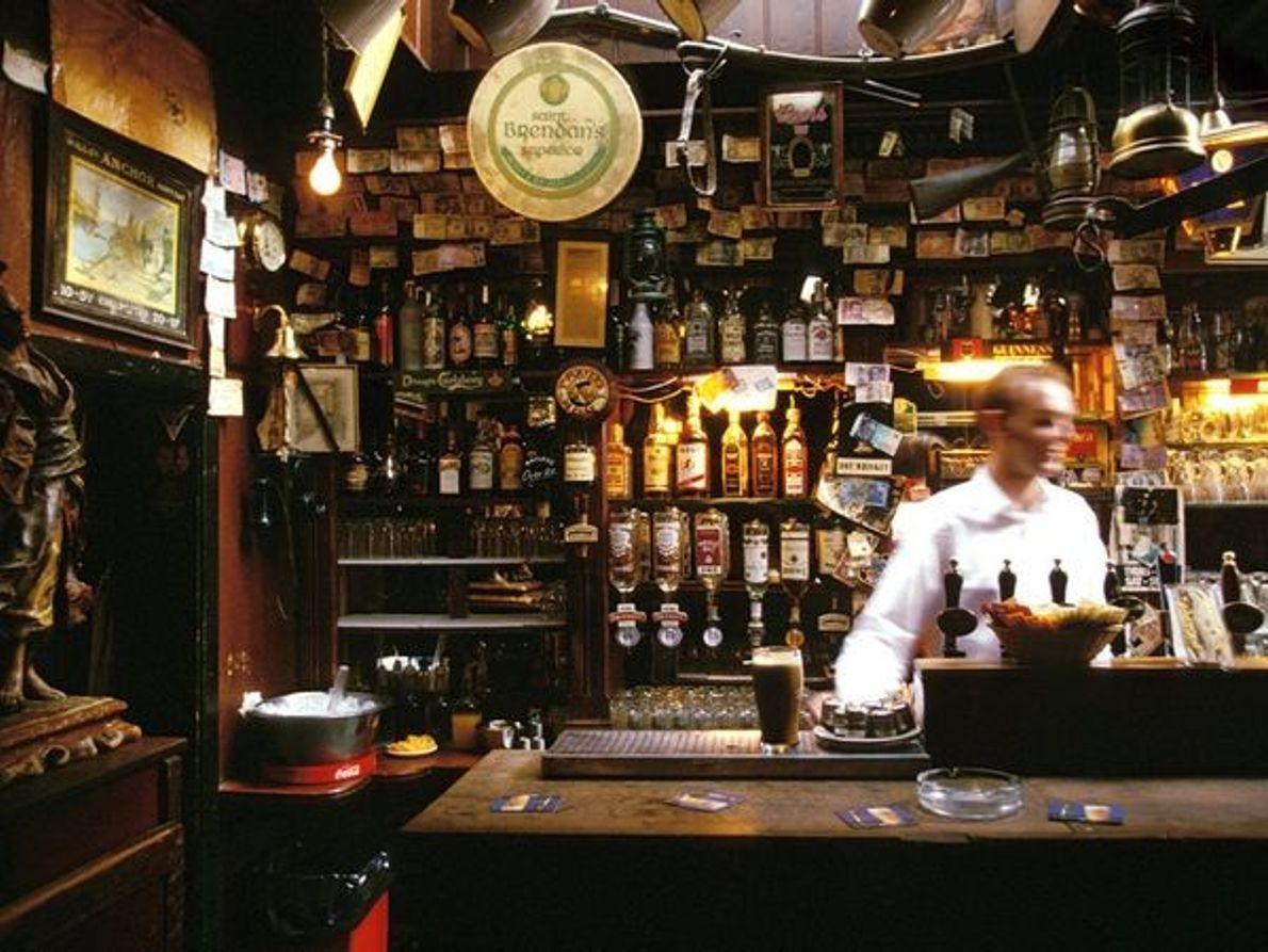 Pub Brazen Head, Dublin