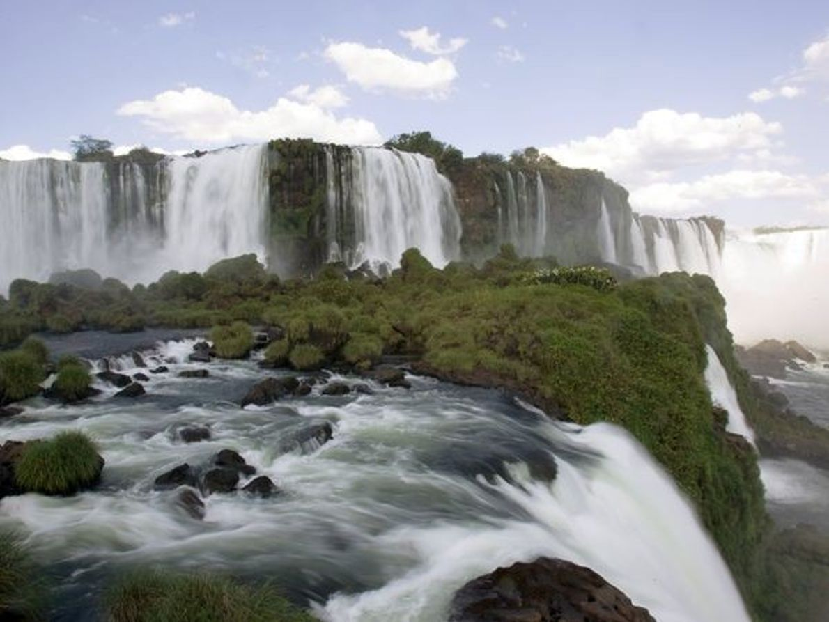 Quedas de Iguazu