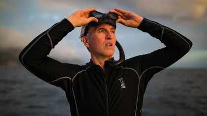 """Brian Skerry: """"Ainda há muito que não sabemos sobre o nosso planeta de água"""""""