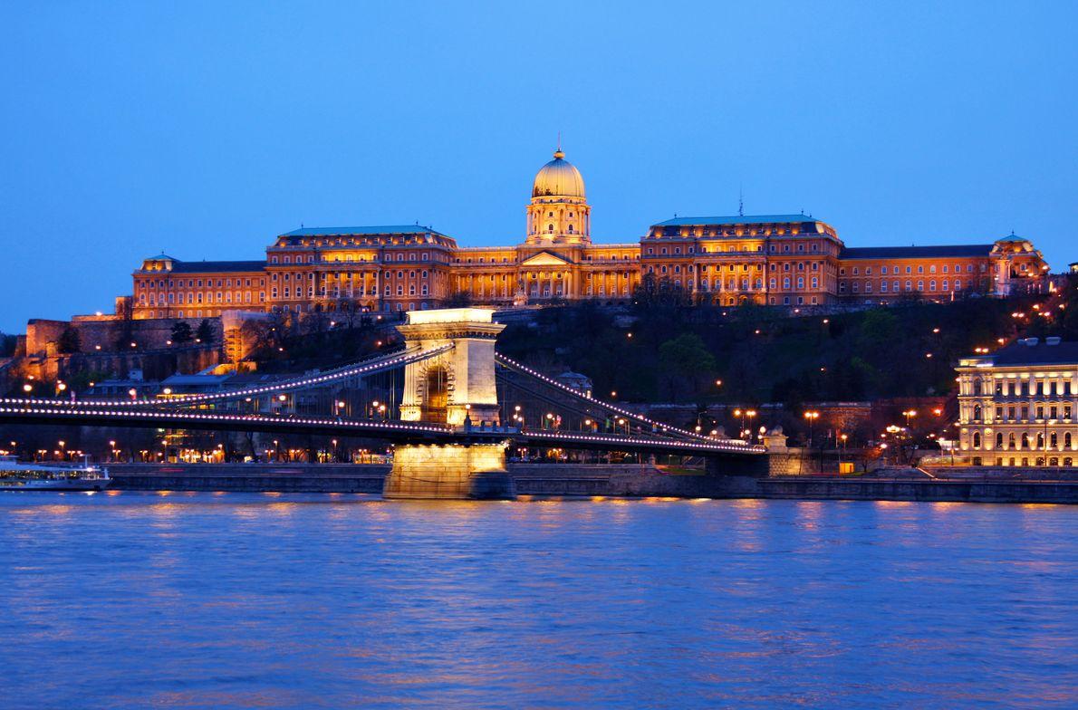 Castelo de Buda, Budapeste, Hungria