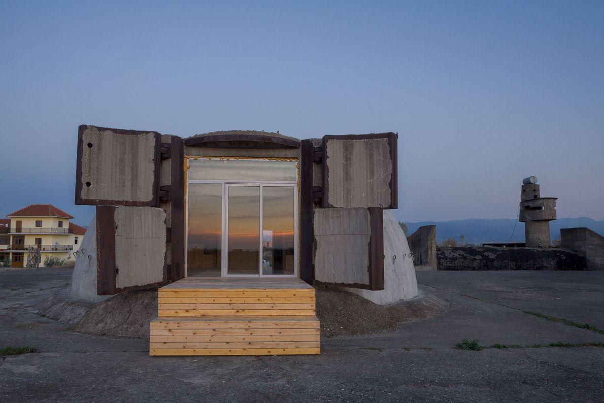 Os Bunkers Comunistas da Albânia