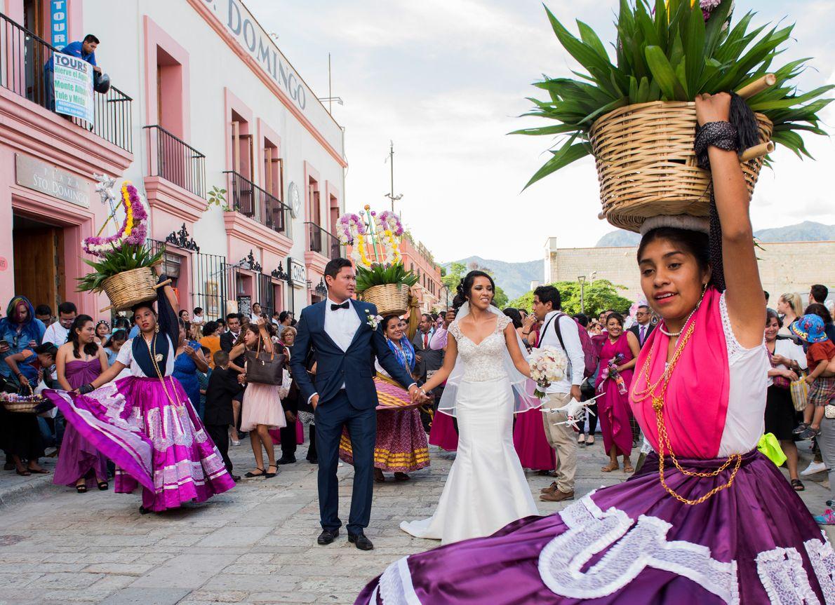 calenda Oaxaca