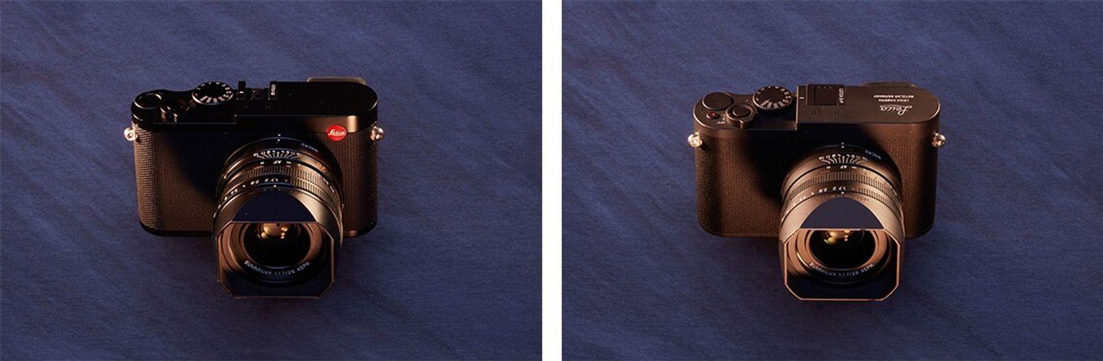 Melhor para: Desempenho e requinte. As câmaras Leica Q2, Q-P e Q2 Monochrom (não está na ...