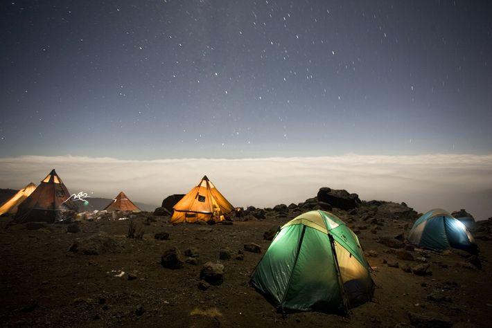 nascer do sol kilimanjaro