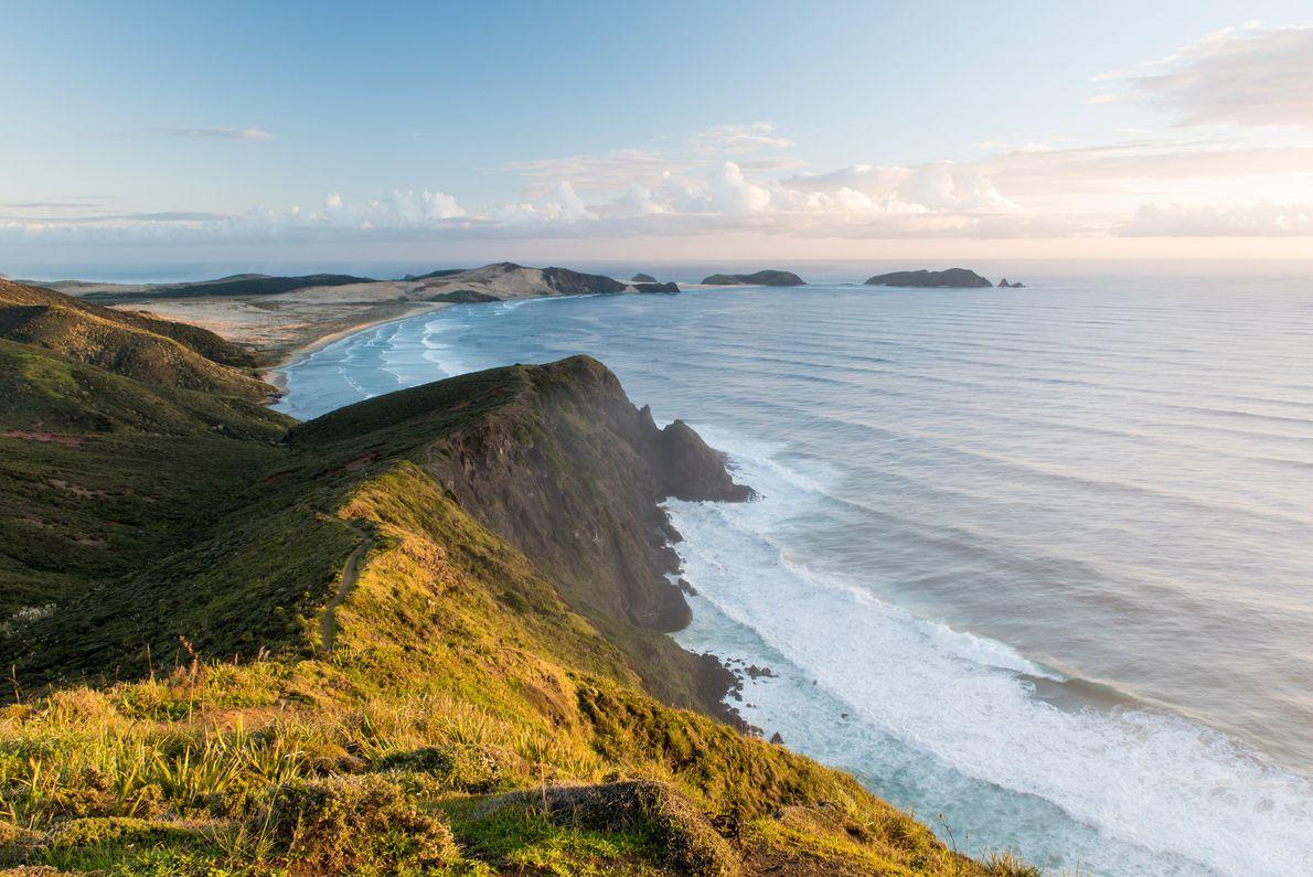 Paisagens do Outro Mundo na Nova Zelândia