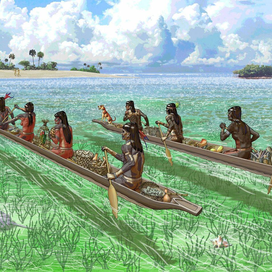 ADN Revela que o Primeiro Povo das Caraíbas Foi Quase Exterminado Antes da Chegada dos Espanhóis