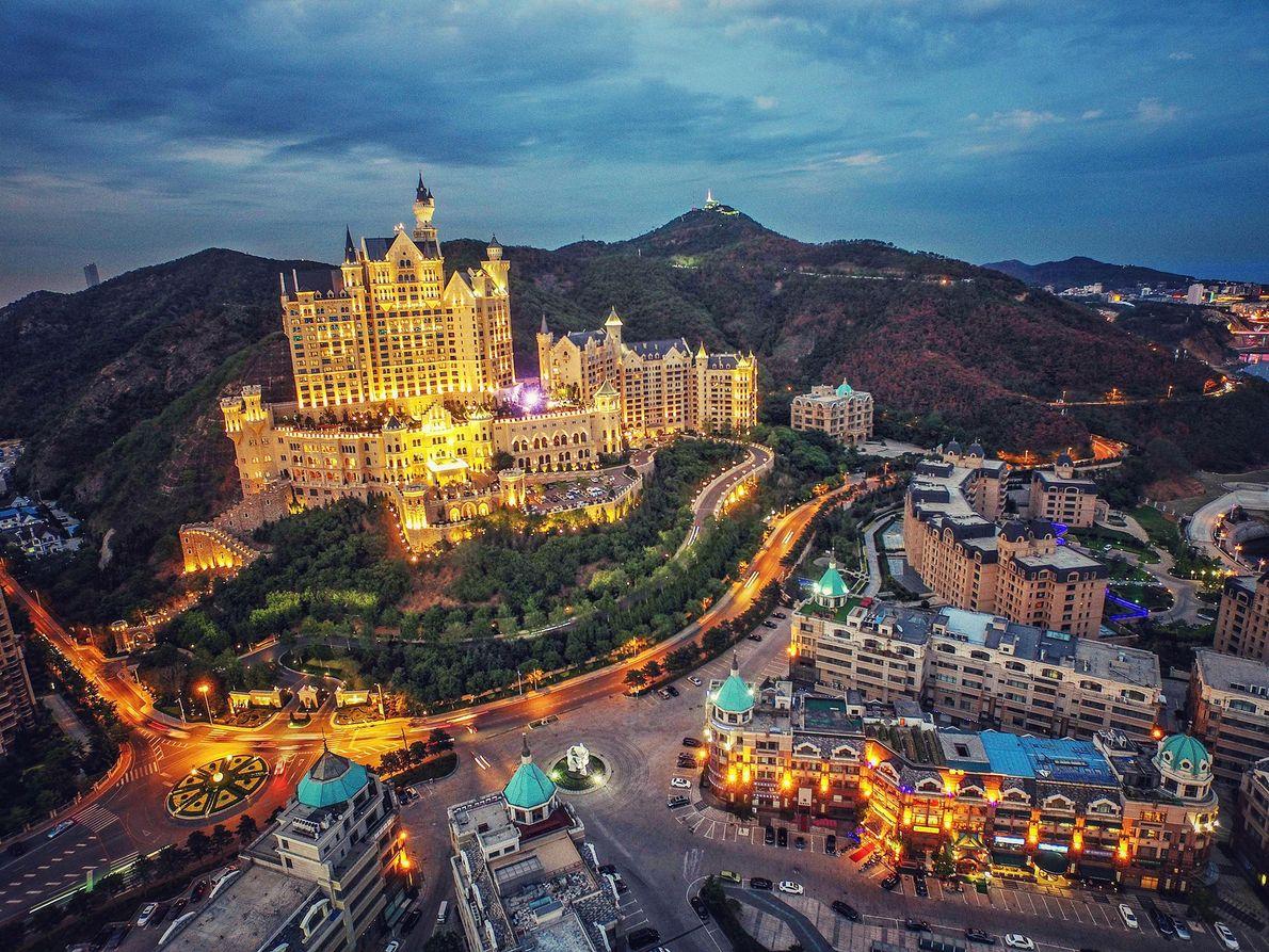 Castelo e Hotel Dalian