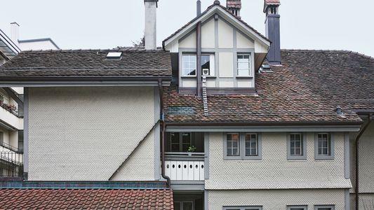 Suíça: País de Escadarias Para Gatos