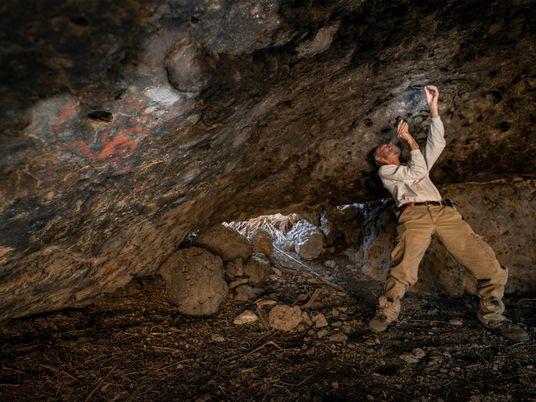 Há 400 Anos, os Visitantes Desta Caverna de Arte Rupestre Tomavam Alucinogénios