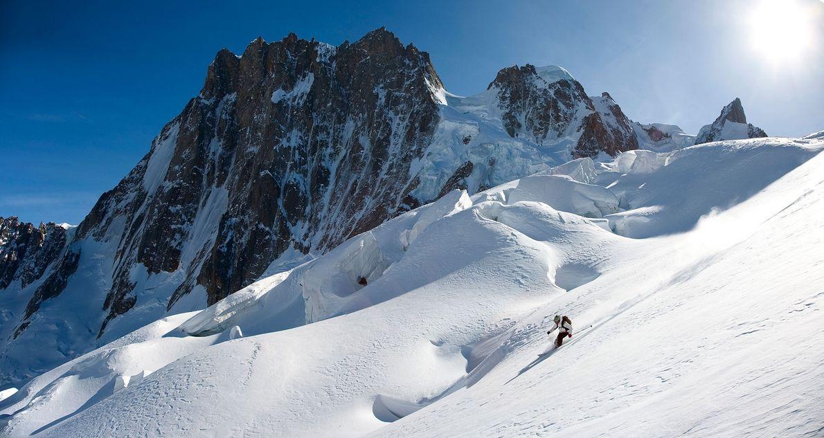 Cidades Para Esquiar - Chamonix, França