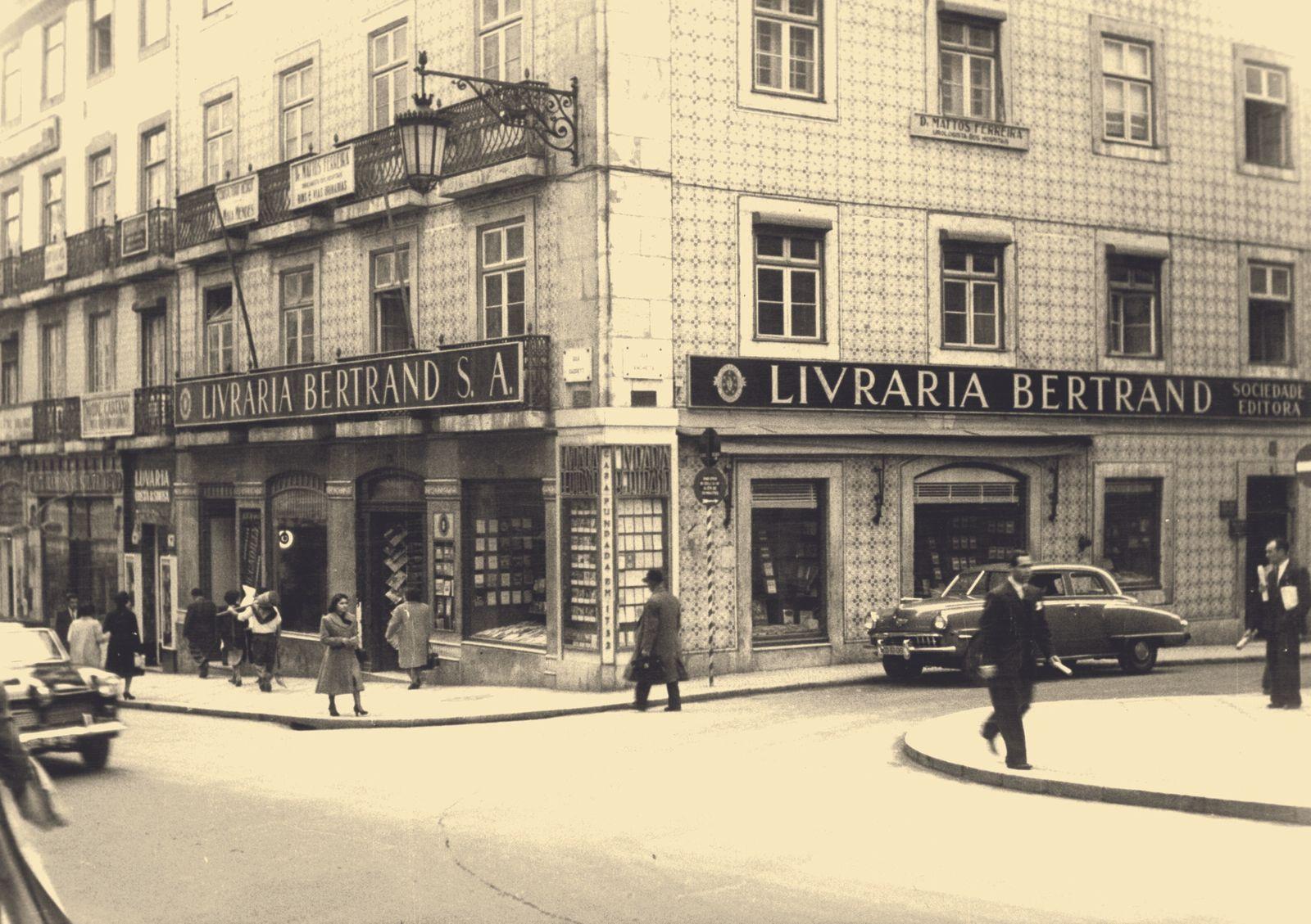 Livraria Bertrand do Chiado