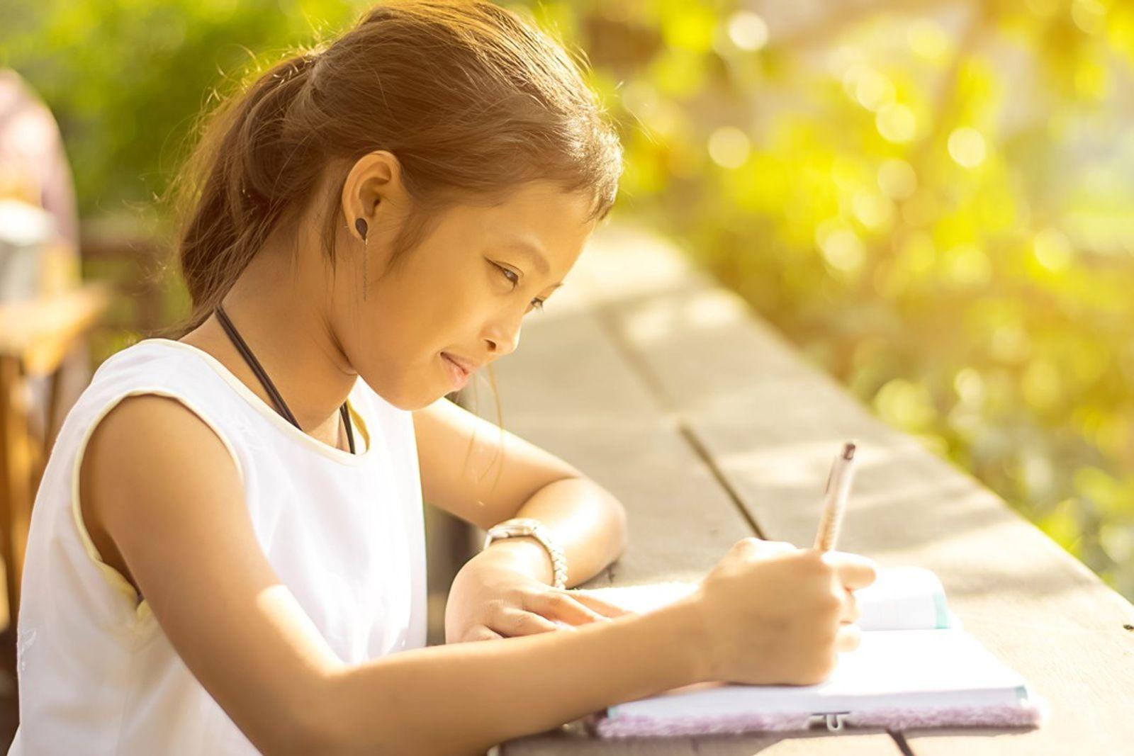 Por Que Razão as Crianças Devem Começar Agora a Escrever Um Diário