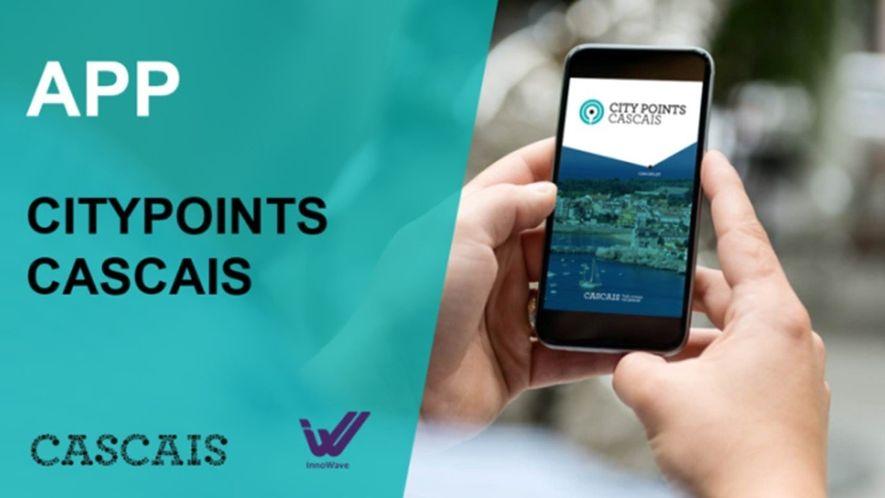 Imagem da app CityPoints Cascais