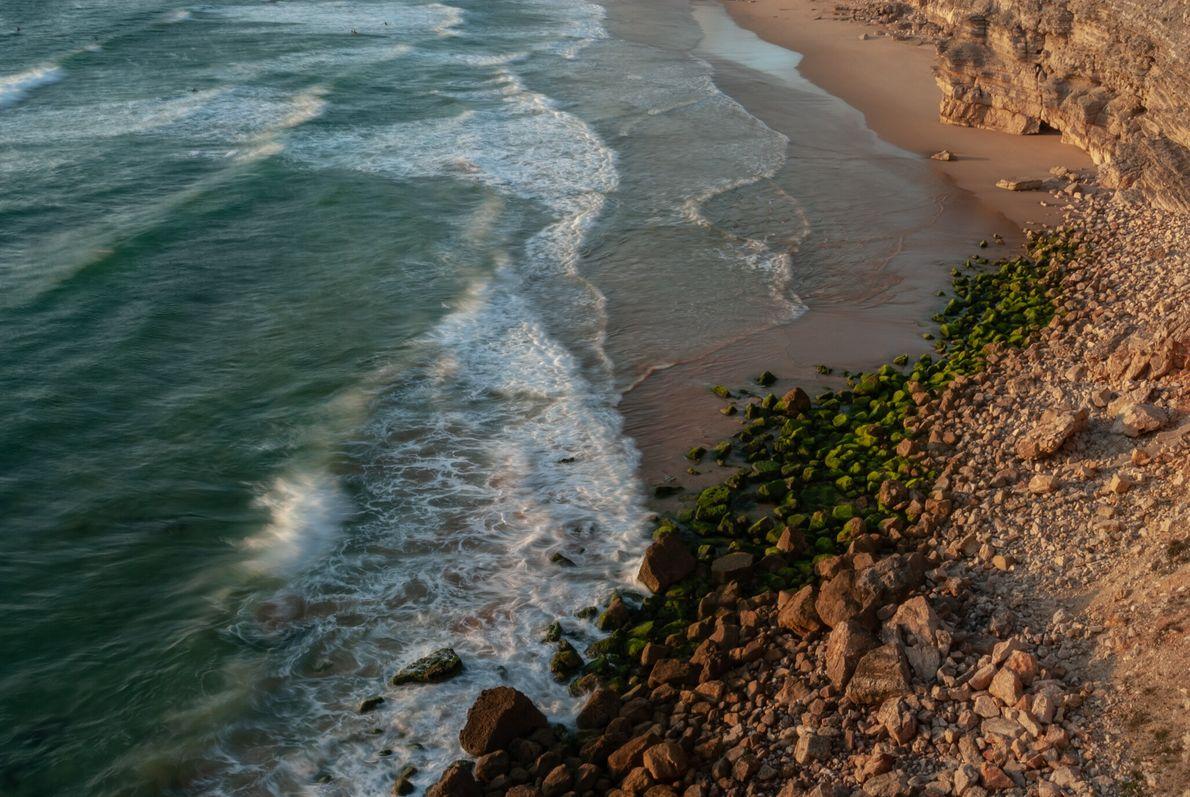 praia em Sagres